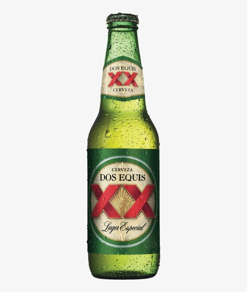 Cerveza Dos Equis Botella 355 Ml.