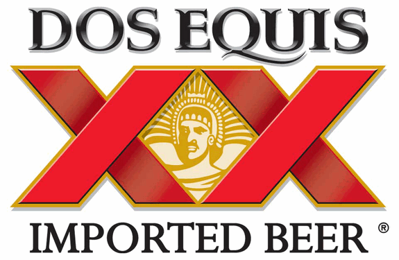 Dos XX Beer Logo.