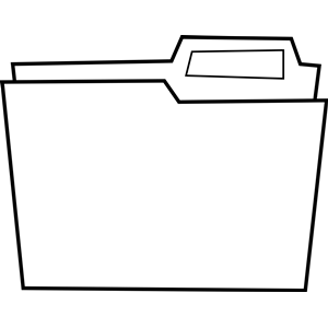 Dossier / Folder clipart, cliparts of Dossier / Folder free.