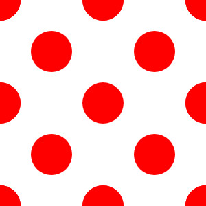 Red dot clip art.