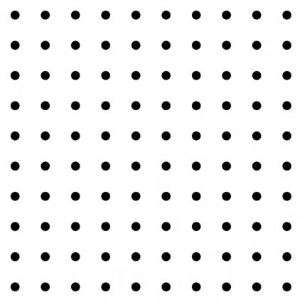 Dots Square Grid 03 Pattern Clipart Picture Free Download.