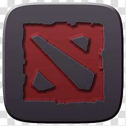 Marei Icon Theme, DOTA icon transparent background PNG.