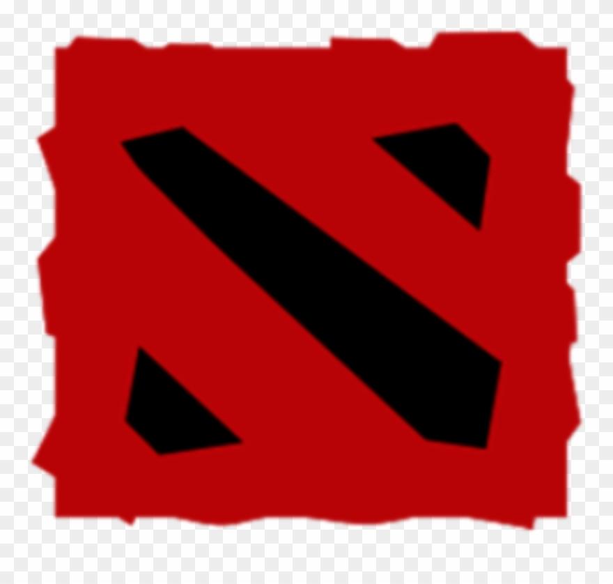 Dota 2 Logo Png Clipart (#3520682).