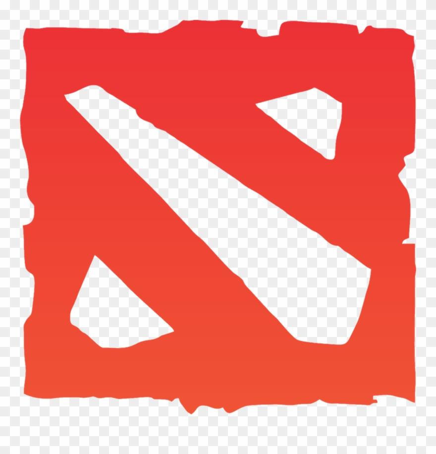 League Legends Logo Of Game Dota Video.