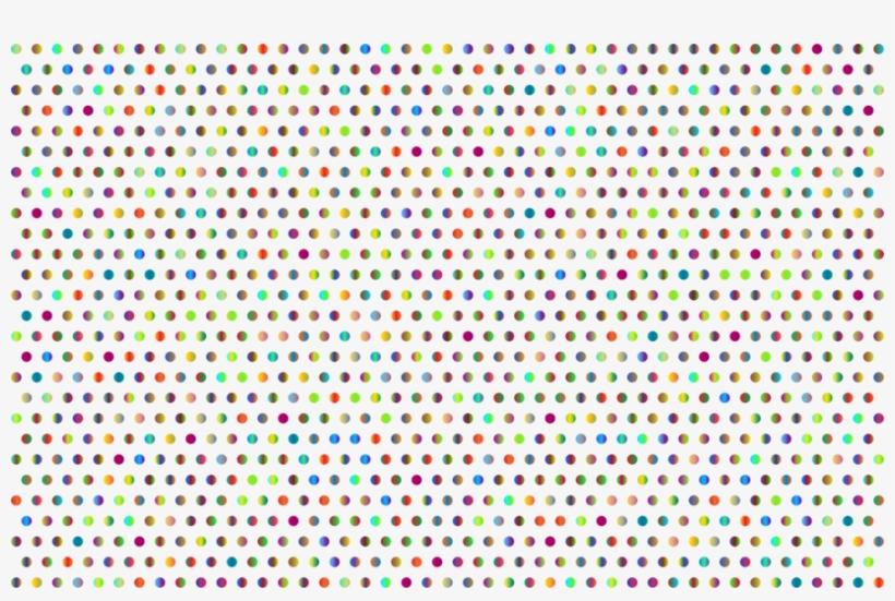 Download Polka Dot No Background Clipart Halftone Polka.