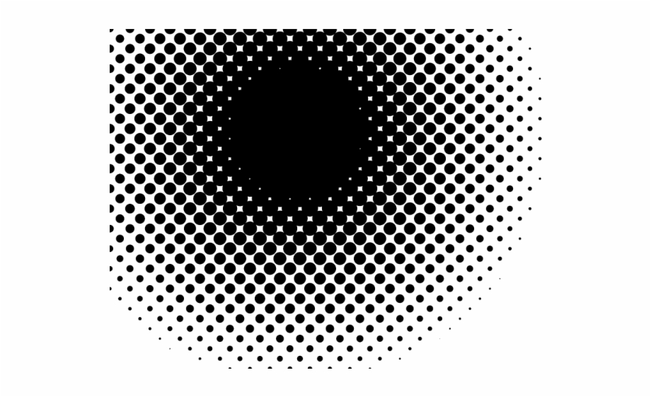 Halftone Clipart Dot Pattern.