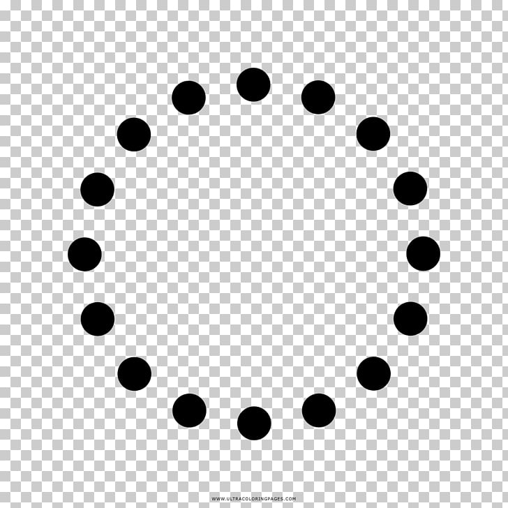 Computer Icons OpenType Dotted circle, circulo PNG clipart.