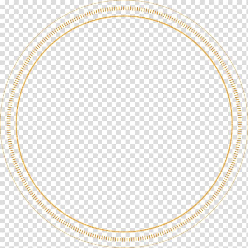 Line Point Angle, dotted circle, orange circle illustration.