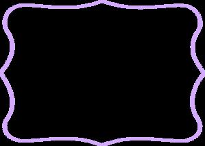 Dot Lavender Frame Clip Art at Clker.com.