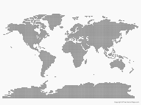 Vector World Maps.