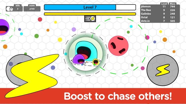 Dotz.io Dots Battle Arena by Alictus.