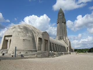 Eclectica: Fort Douaumont Ossuary, Verdun.