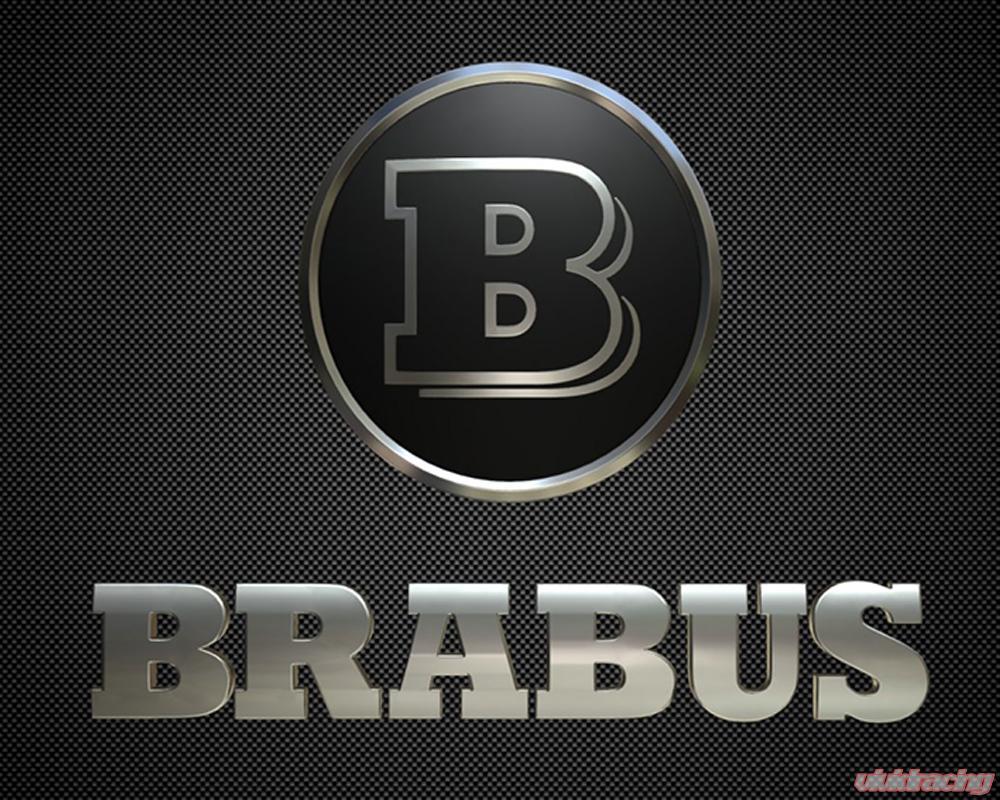 Brabus Illuminated Double B Logo For 222.