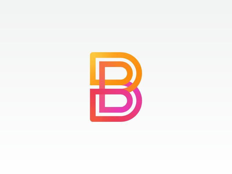 Double B Monogram by Connor Goicoechea on Dribbble.