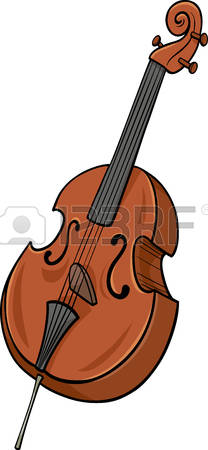 813 Double Bass Stock Vector Illustration And Royalty Free Double.
