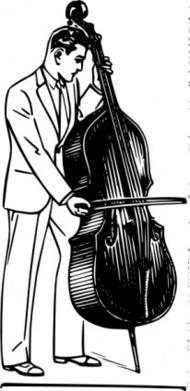 Double Bass Clip Art Download 319 clip arts (Page 1).