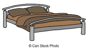 Double bed Illustrations and Clipart. 1,663 Double bed royalty.
