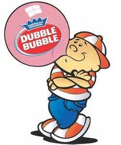 double bubble logo.