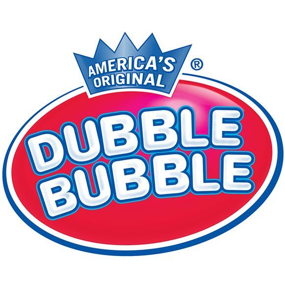 Dubble Bubble Assorted Chewing Gum Tabs: 390.