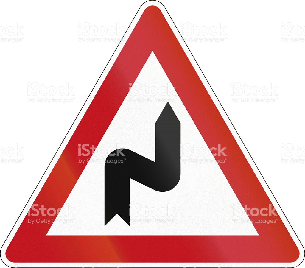 Double Curve First To Right stock photo 530963235.