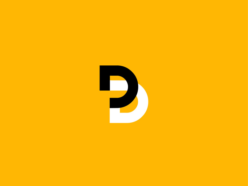 Double D Logo Design by Beniuto Design on Dribbble.