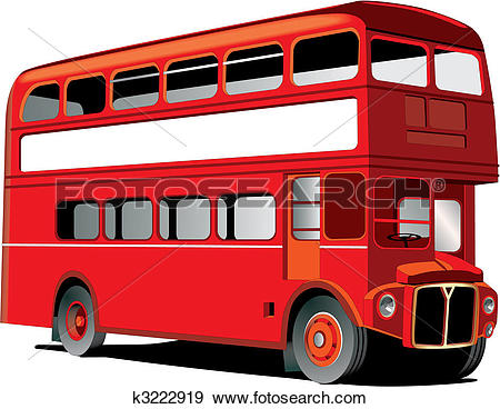 Double decker bus Clip Art Royalty Free. 547 double decker bus.