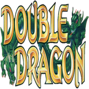 Double Dragon Logo.