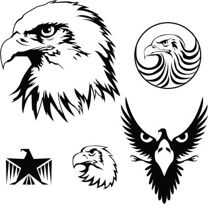 Double Eagle Clip Art, Vector Images & Illustrations.