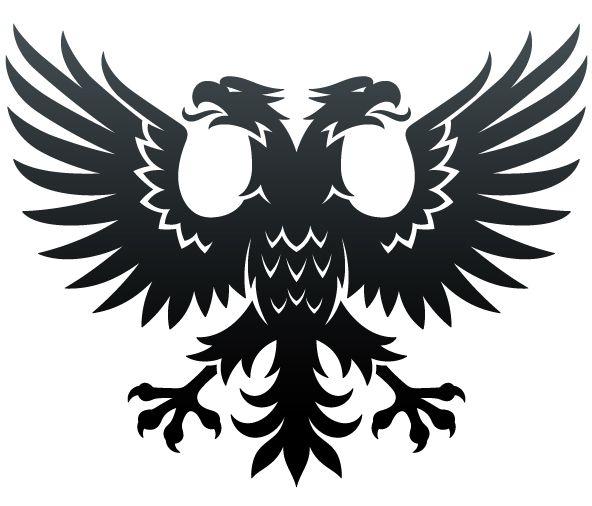 Double eagle clipart.
