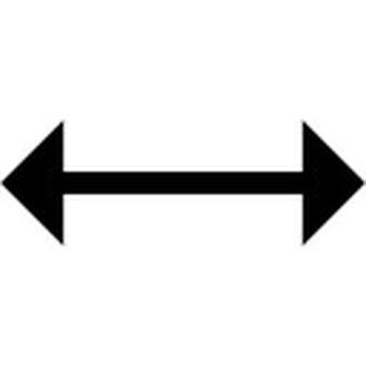 Double Headed Arrow Clipart.