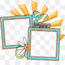 Double Frame PNG and Double Frame Transparent Clipart Free.