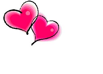 Double Heart Clipart.
