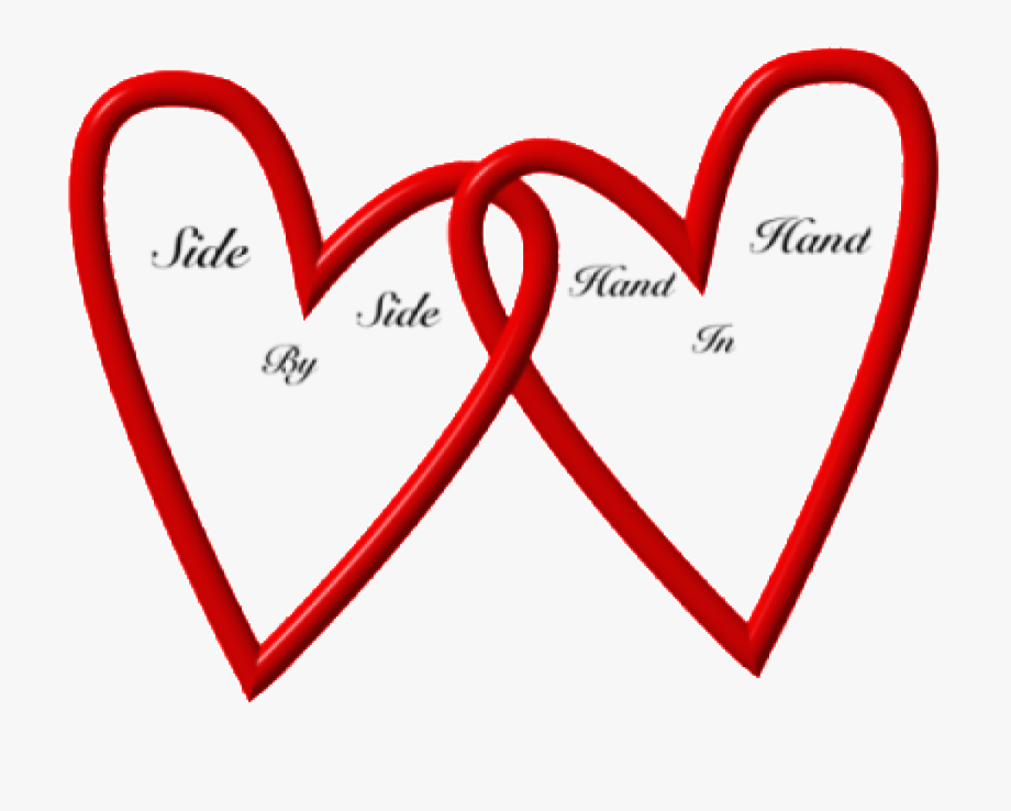 Cropped Heart Clip Art Double Heart Clipart E1417543984620.
