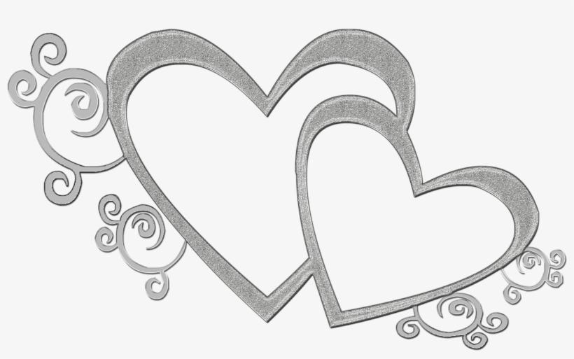 Double Heart Image.