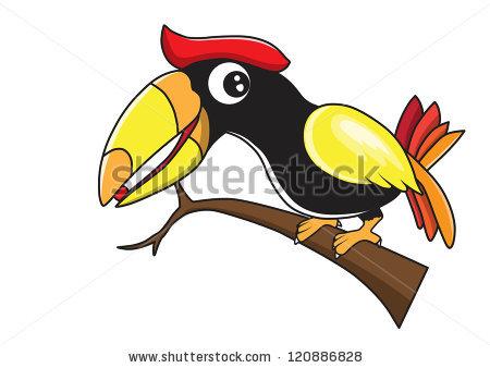 Hornbill Stock Vectors, Images & Vector Art.