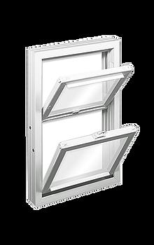 Double Hung Windows.