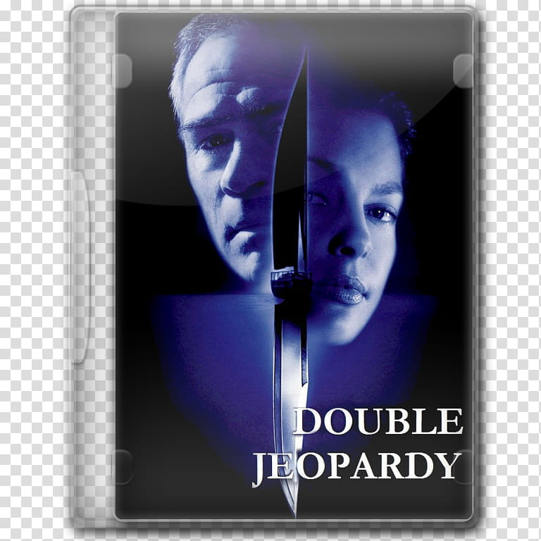 The BIG Movie Icon Collection D, Double Jeopardy transparent.
