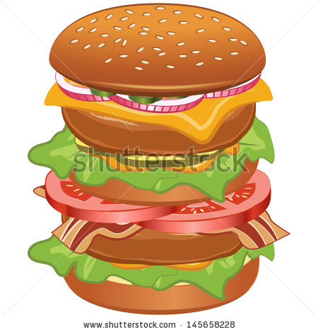 Stacked Sandwich Stock Photos, Royalty.