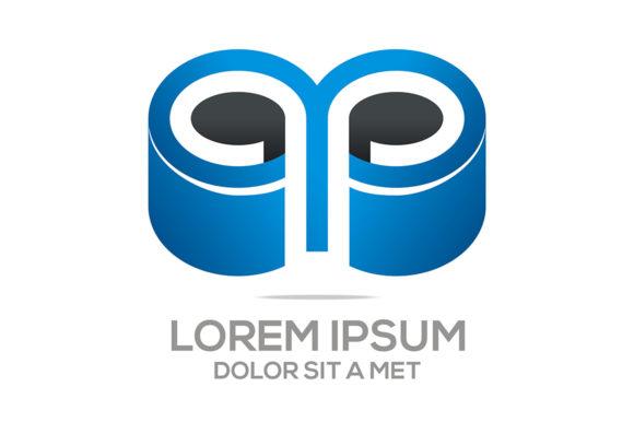 Double P logo.