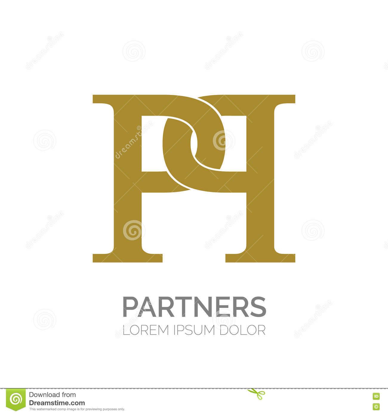 Double p Logos.