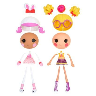Lalaloopsy Workshop Double Pack.