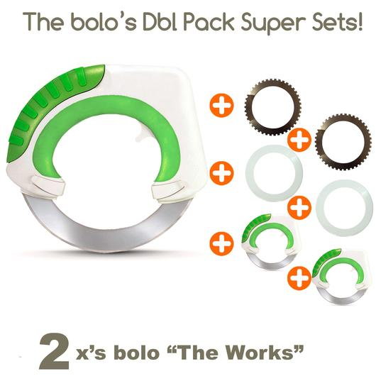 "bolo ""The Works"" BOGO Double Pack."