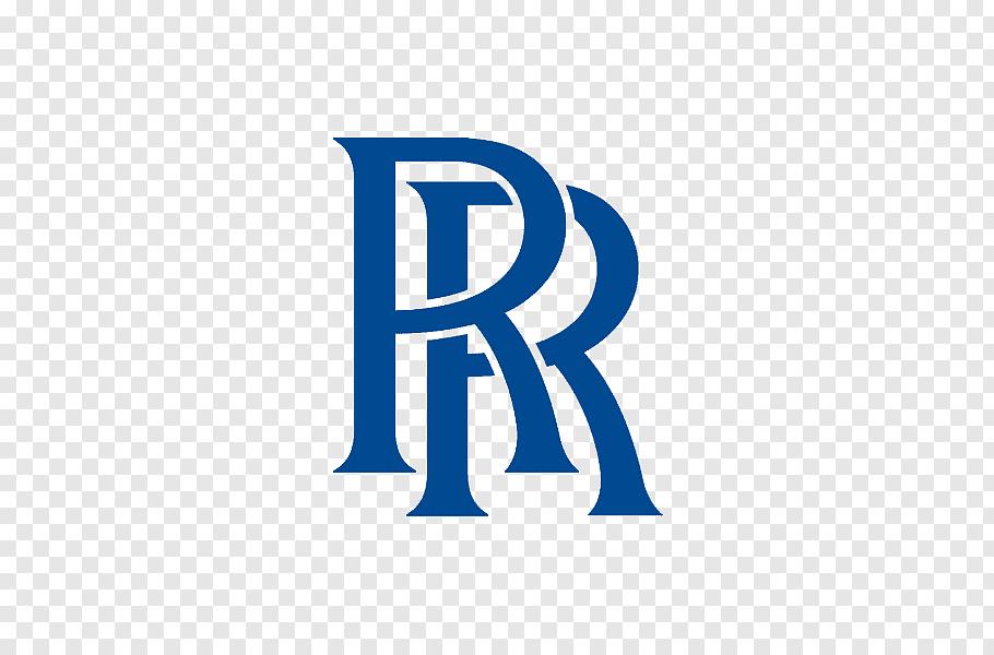 Double R logo, Rolls Royce Logo free png.