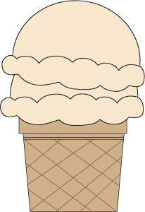 148 Best Ice Cream Cone Clipart.