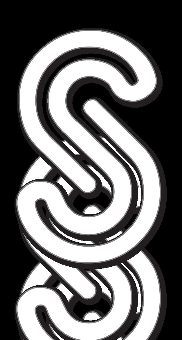S Monogram Logo.