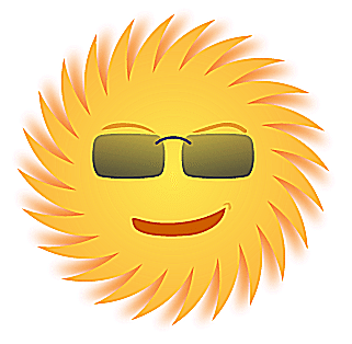 Free Sun Clip Art to Brighten Your Day.