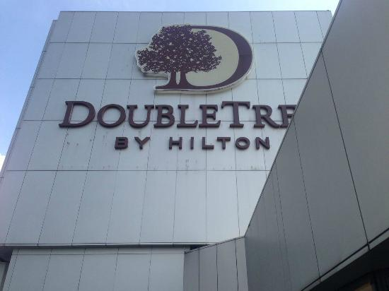 Double Tree Logo.