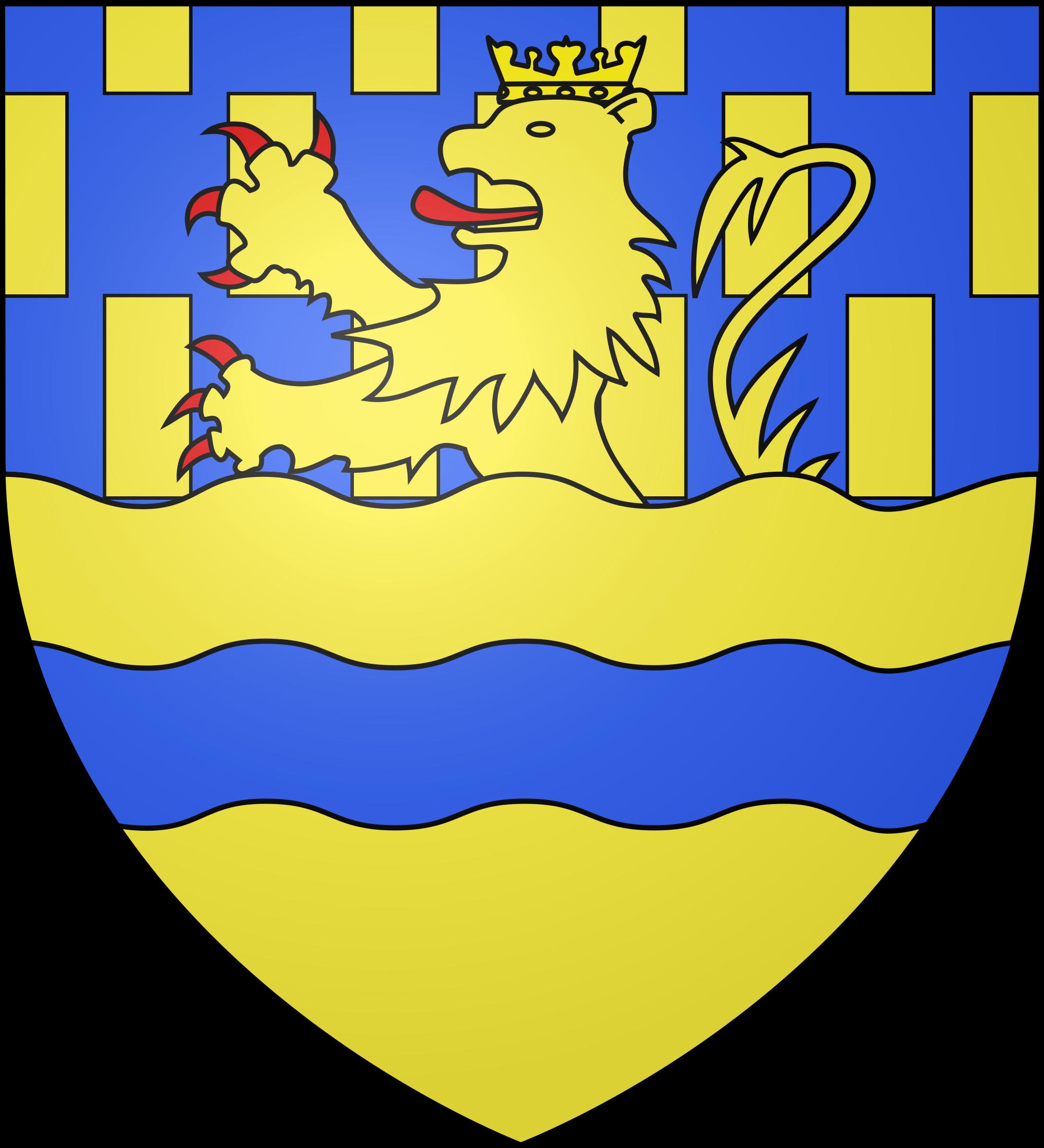 File:Blason département fr Doubs.svg.