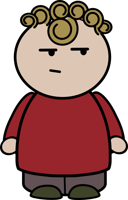 Free Clipart: Person 5.