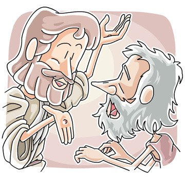 Doubting Thomas Children\'s Sermon (John 20:19.